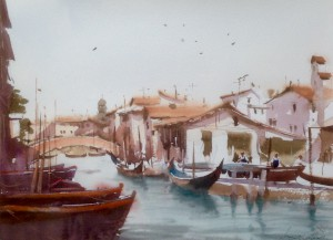 The Boat Yard, Venice